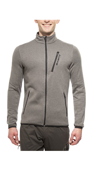 axant Anden Fleece Jacket Men grey/black